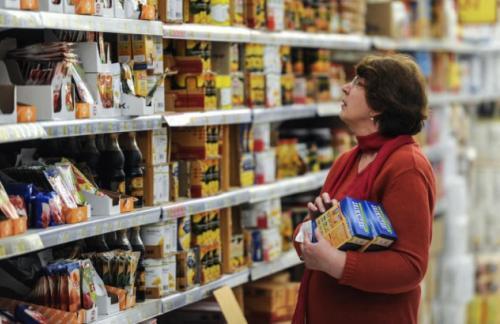 Годовая инфляция в РФ опустилась ниже 10%