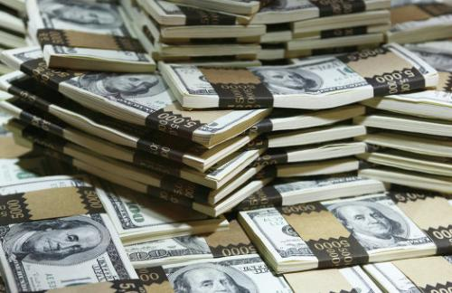 Спрос банков на валютном аукционе РЕПО на 7 дней составил $5,6 миллиона