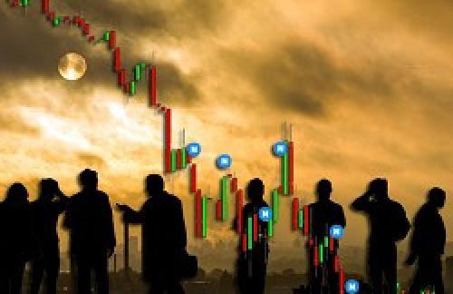 ЕБРР: Рецессия в экномике РФ может продлиться еще полтора года
