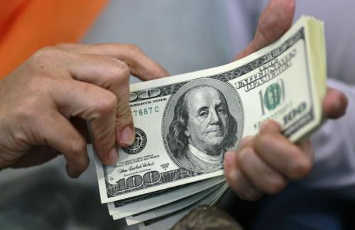 ЦБ снизил курс доллара до 66,2 рубля