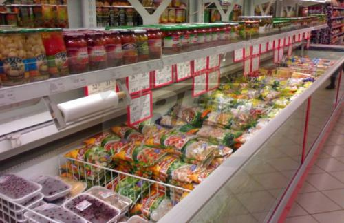 Годовая инфляция в РФ снизилась к 28 марта до 7,5%