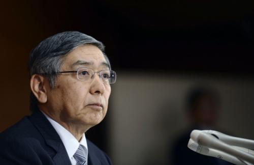 Банк Японии не видит ограничений для смягчения ДКП