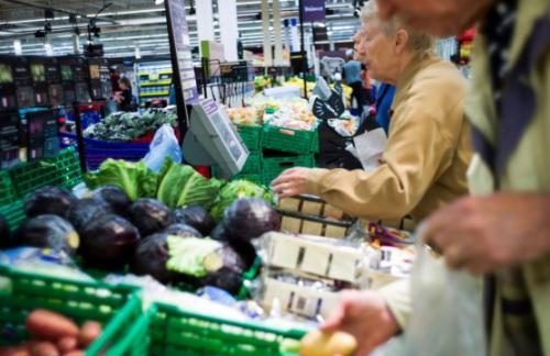 Инфляция в еврозоне ускорилась в июле до 0,2%
