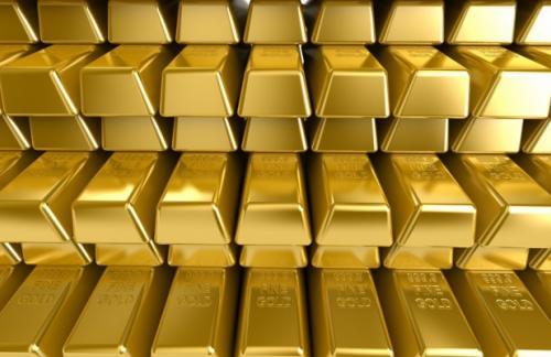 В первом полугодии ЦБ купил 84 тонны золота