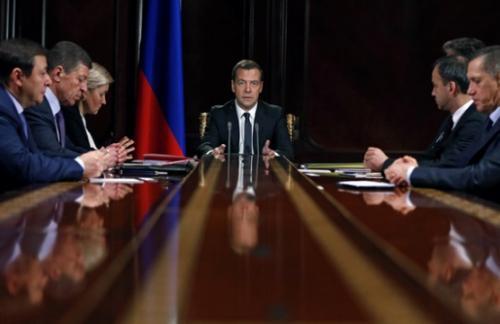 Россия введет экономические санкции против Украины