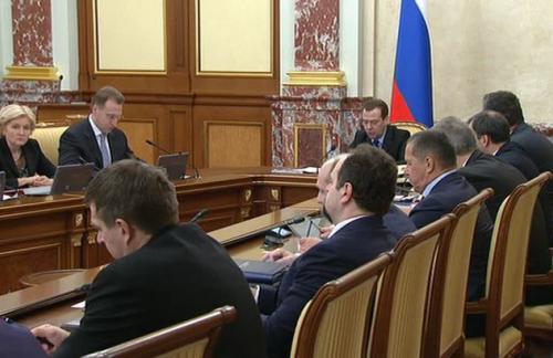 В Россию может вернуться единый социальный налог