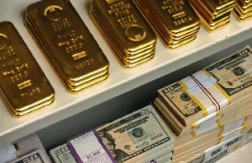 Международные резервы России выросли на $0,2 млрд