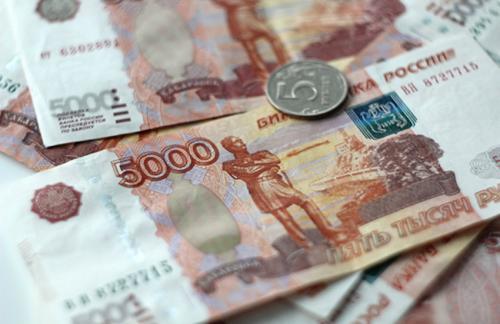 Рубль начал укрепляться после сильного падения