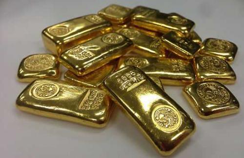 С начала года золото подорожало на 25%