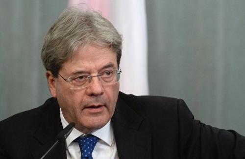МИД Италии: сотрудничество с Россией должно расти вопреки санкциям