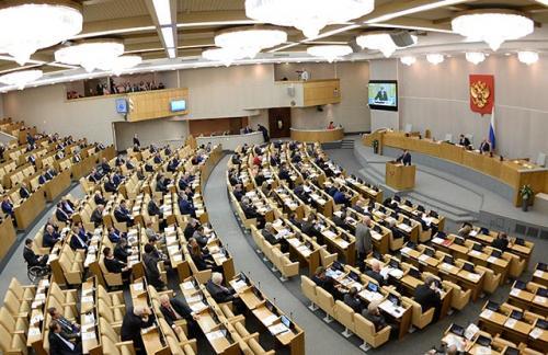 Госдума приняла новый однолетний бюджет РФ с дефицитом в 3% ВВП