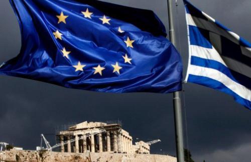 ЕК снизит прогноз роста экономики Греции