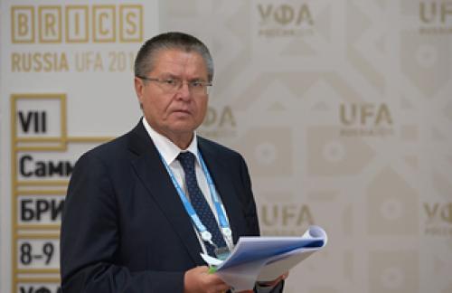 Улюкаев: по итогам августа в России может быть небольшая дефляция