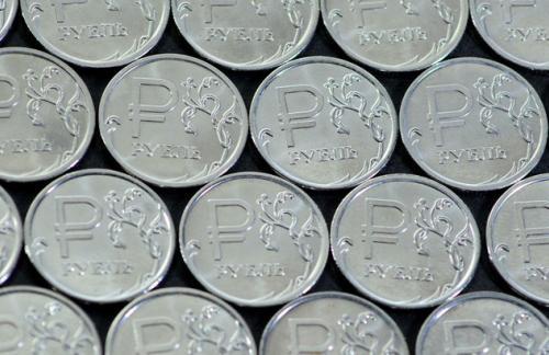 Курс евро упал ниже 72 рублей