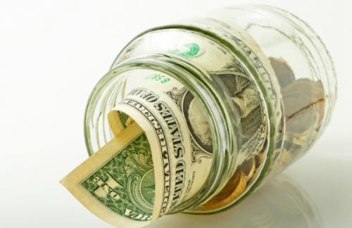 Биржевой курс доллара упал ниже 69 рублей
