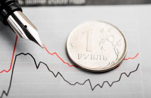 Минфин РФ учтет курс рубля в бюджетном правиле