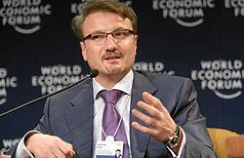 Греф: экономика РФ впадает в долгосрочный негативный тренд