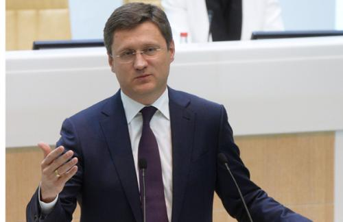 Новак рассказал о плюсах от заморозки пошлины на экспорт нефти