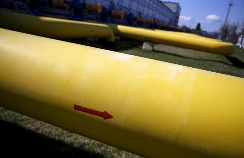 Россия продлит Украине скидку на газ в третьем квартале