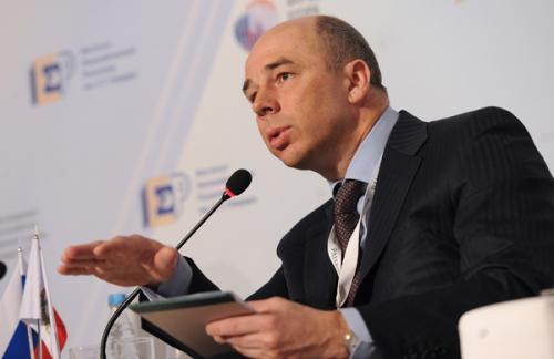 Силуанов: Дефицит бюджета в 2015 году будет в пределах 2,9-3% ВВП