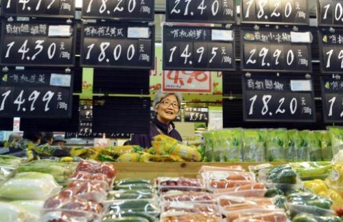 Инфляция в Китае ускорилась до 1,4%