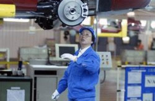 Уровень деловой активности в Китае упал до минимума за 15 месяцев