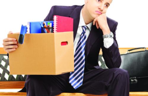 Что делает мужчина в бухгалтерии?