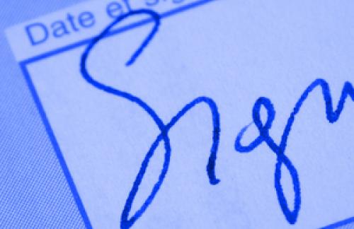 Виды электронных подписей