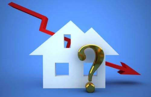 Стоимость жилья на «вторичке» падает – 1 часть