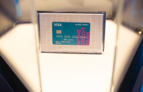 Новая карта рассрочки от банка Хоум Кредит