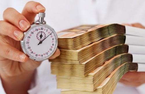 Кредит за минуту – реально ли?
