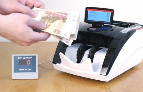 Счетчики банкнот – незаменимые устройства при подсчете большого количества денег!