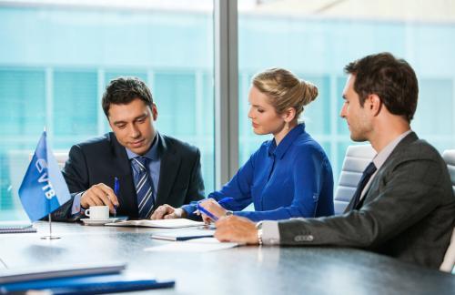 Выбор оптимального банка для юридического лица