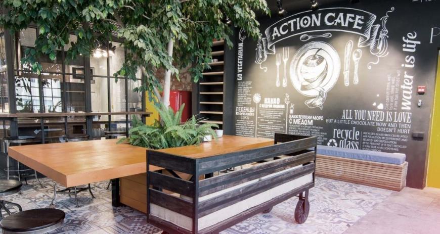 Дмитрий Бодренко: «На работе в Action должно быть уютно, как дома»